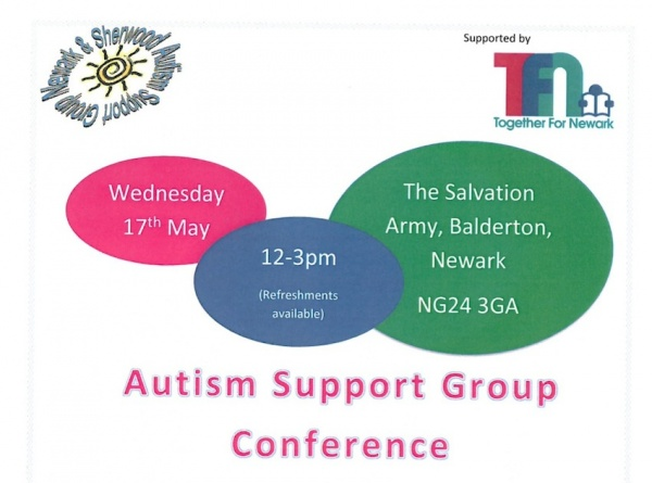 Support group for autism from